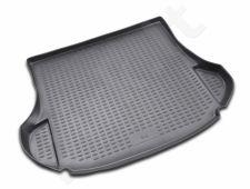 Guminis bagažinės kilimėlis VOLVO S40 2004-2007 black /N40001
