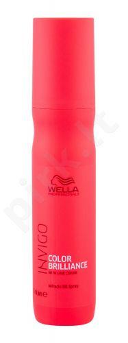 Wella Invigo, Color Brilliance Miracle BB Spray, balzamas ir kaukė plaukams moterims, 150ml
