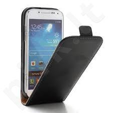 Dėklas Samsung Galaxy S4 mini i9190, i9192, i9195 Juodas