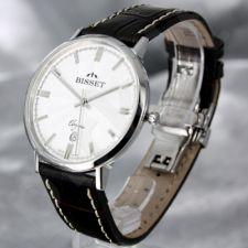Vyriškas laikrodis BISSET Malibu Soft BSCC88SISX