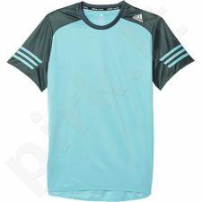 Marškinėliai bėgimui  Adidas Response Short Sleeve M AI8206