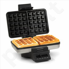 Tristar WF-2141 Waffle maker, 2 waffles each session, Stainless steel housing