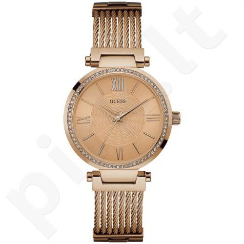 Moteriškas GUESS laikrodis W0638L4