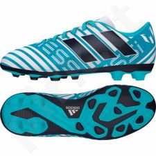 Futbolo bateliai Adidas  Nemeziz Messi 17.4 FxG Jr S77201