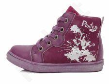 D.D. step violetiniai batai 28-33 d. da061637a
