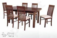 Stalas WENUS-P V + 6 kėdės NILO I