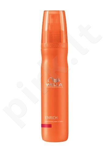 Wella Enrich Moisturising Leave In Balm, 150ml, kosmetika moterims