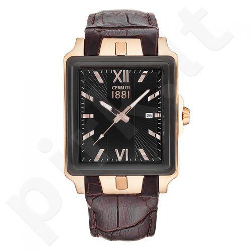 Vyriškas laikrodis Cerruti 1881 CRC015D222C