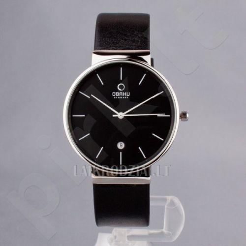 Vyriškas laikrodis Obaku Harmony V153GCBRB
