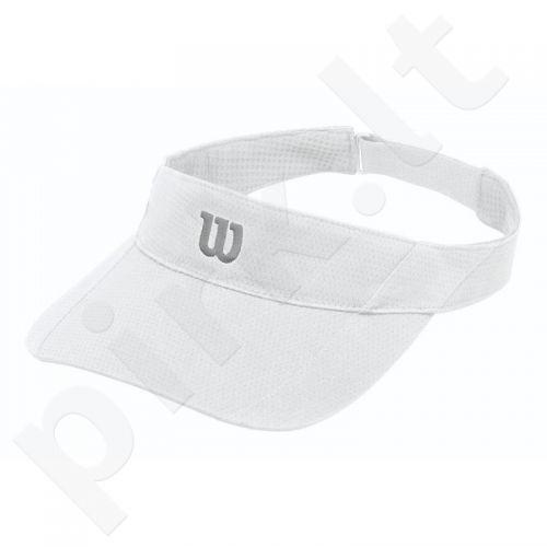 Snapelis nuo saulės  Wilson Rush Knit Visor Ultralight WR5005100