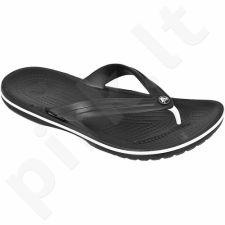 Šlepetės Crocs Crocband Flip 11033 juodas