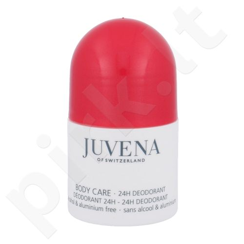 Juvena Body Care 24H dezodorantas Roll-On, kosmetika moterims, 50ml