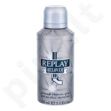 Replay Relover, dezodorantas vyrams, 150ml