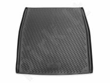 Guminis bagažinės kilimėlis VOLVO S60 2013->  black /N40003
