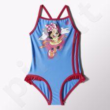 Maudymosi kostiumėlis Adidas Disney Minnie Mouse Kids S17921