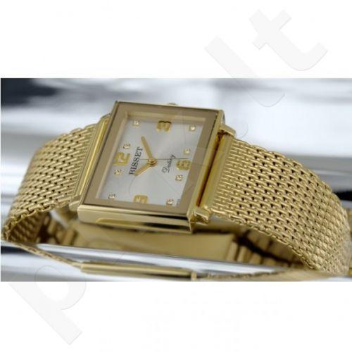 Moteriškas laikrodis BISSET Star Destiny BSBD34GMSX03BX
