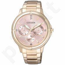 Moteriškas laikrodis Citizen FD2033-52W