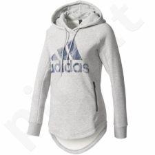 Bliuzonas  Adidas Sport ID Over Head Hoodie W B47328