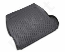 Guminis bagažinės kilimėlis VOLVO S80 2006-2016 black /N40004