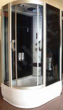 Masažinė dušo kabina K607T dešinė