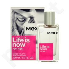 Mexx Life is Now, EDT moterims, 30ml