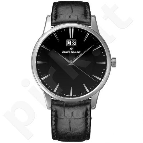 Vyriškas Claude Bernard laikrodis 63003 3 NIN