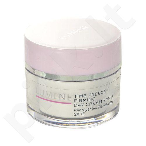 Lumene Time Freeze Firming dieninis kremas SPF15, kosmetika moterims, 50ml