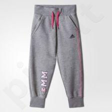 Sportinės kelnės Adidas Disney Minnie Knit Pant Kids AB5062