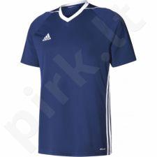 Marškinėliai futbolui Adidas Tiro 17 M BK5438