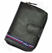Moteriška piniginė WILD MPN1728