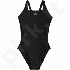 Maudymosi kostiumėlis Adidas Solid swimsuit W S22842