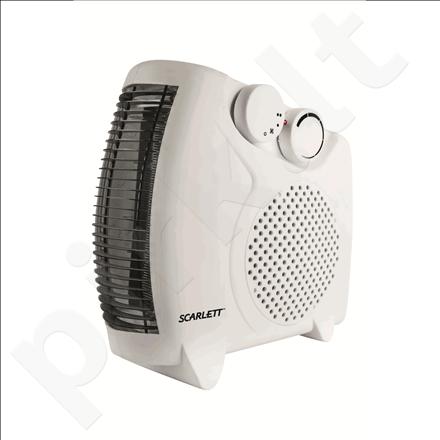 Scarlett SC-FH53001R Fan heater