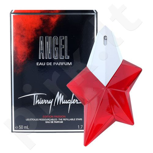 Thierry Mugler Angelis Edition Passion, EDP moterims, 50ml
