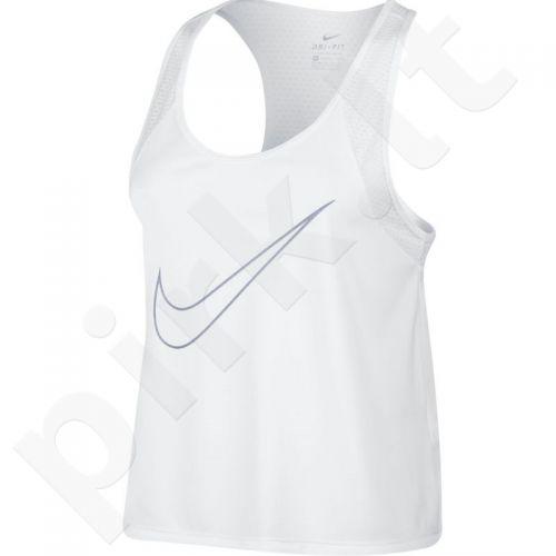 Marškinėliai Nike Dry Tank Run Fast W 799572-100