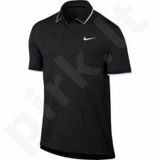 Marškinėliai tenisui Nike Court Dry Polo M 830849-011