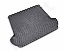 Guminis bagažinės kilimėlis VOLVO XC90 2002-2015  black /N40007