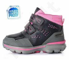 D.D. step tamsiai mėlyni batai 30-35 d. f651703bl