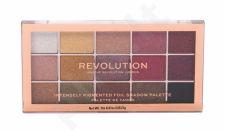 Makeup Revolution London Foil Frenzy, akių šešėliai moterims, 30g, (Creation)