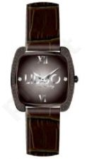 Laikrodis LIU-JO LUXURY TIME   SCREEN MARRONE, Swarovski, IP BRONZE, 34mm, WR 3ATM