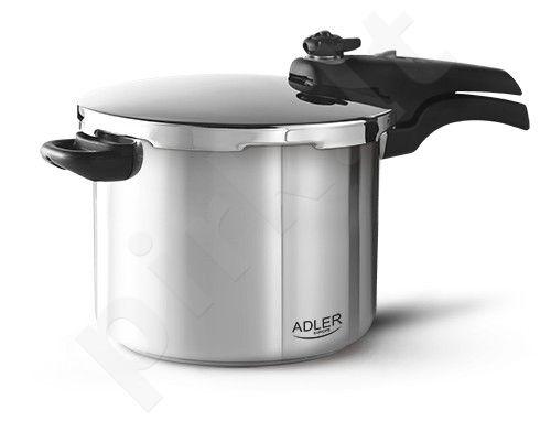 Greitpuodis ADLER AD-6725