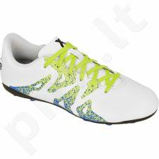 Futbolo bateliai Adidas  X 15.4 FxG Jr S74601