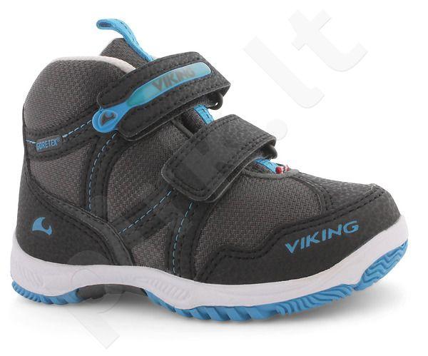 Auliniai batai vaikams VIKING WOODPECKER MID GTX(3-40384-235)