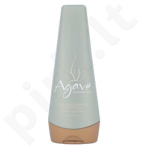 Bio Ionic Agave Clarifying plaukų šampūnas, kosmetika moterims, 250ml