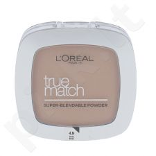 L´Oreal Paris True Match Super Blendable kompaktinė pudra, kosmetika moterims, 9g, (4N Beige)
