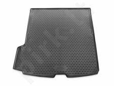 Guminis bagažinės kilimėlis VOLVO XC90 2015-> (5 seats) black /N40008
