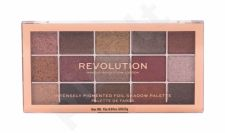 Makeup Revolution London Foil Frenzy, akių šešėliai moterims, 30g, (Fusion)