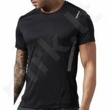 Marškinėliai treniruotėms Reebok Workout Ready Tech M AJ2897