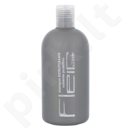 Gestil Fleir By Wonder Restructuring šampūnas, kosmetika moterims, 500ml