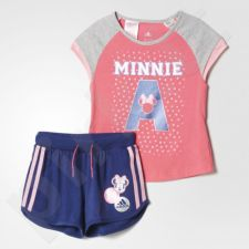 Komplektas Adidas Minnie Summer Set Kids AB5230