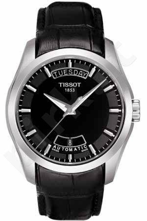 Laikrodis TISSOT COUTURIER  T0354071605100
